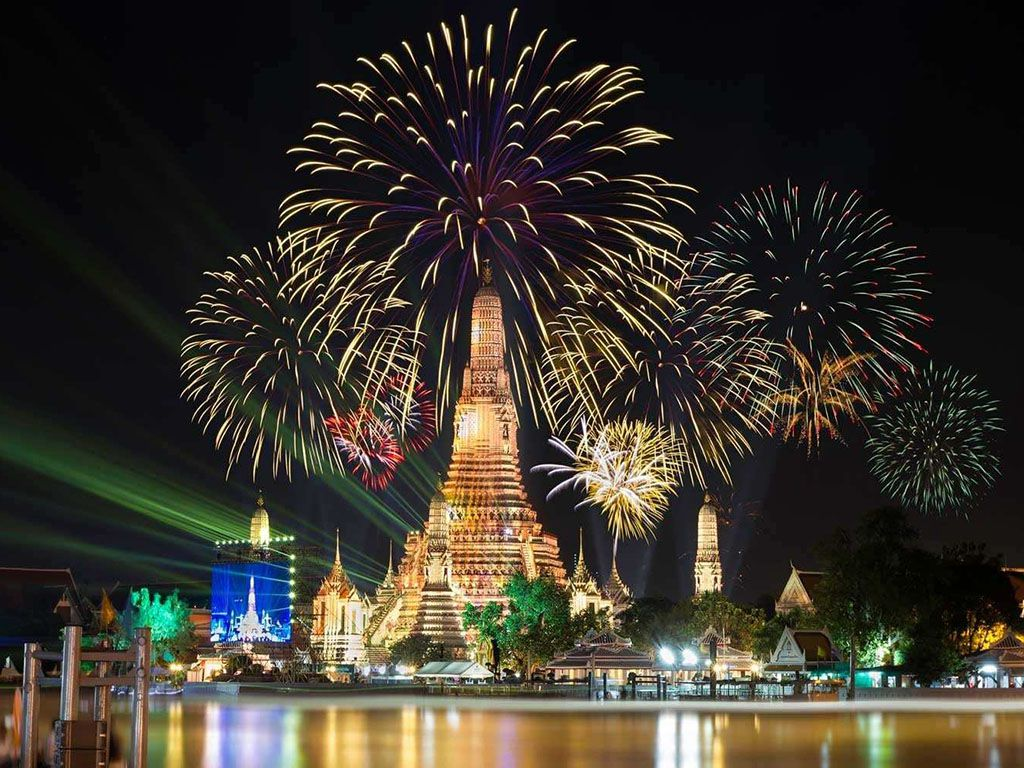 Bangkok New Years Eve 2021