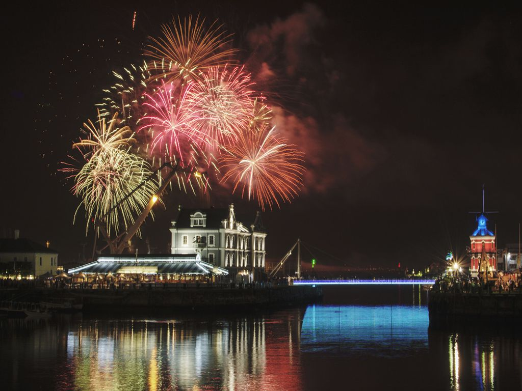Cape Town New Years Eve 2021