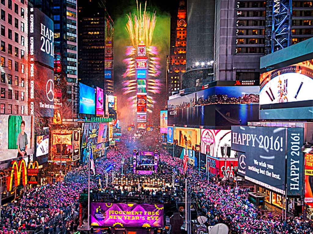 New York New Years Eve 2021