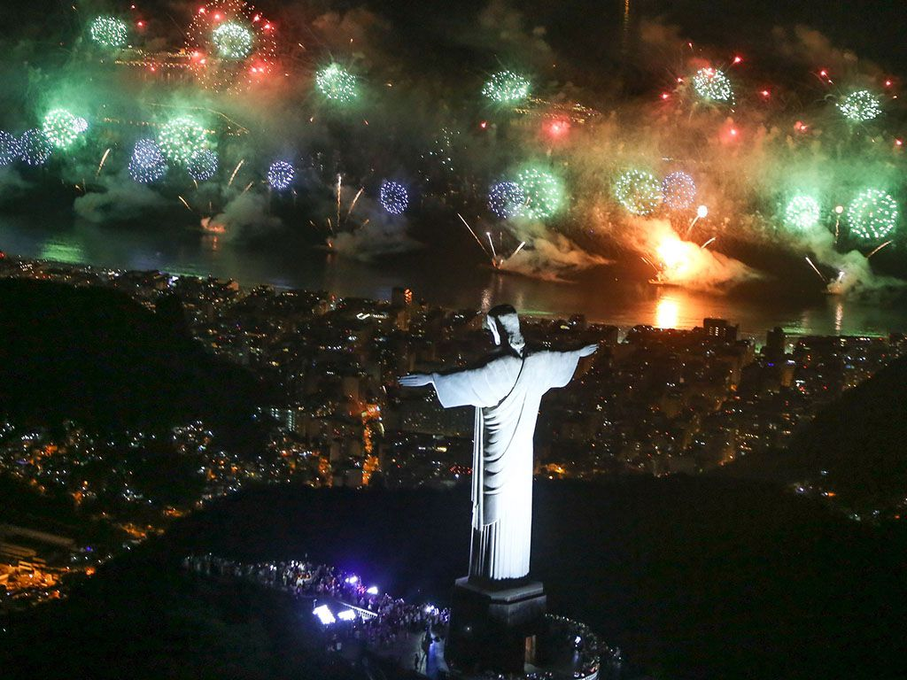 Rio-New Years Eve 2021