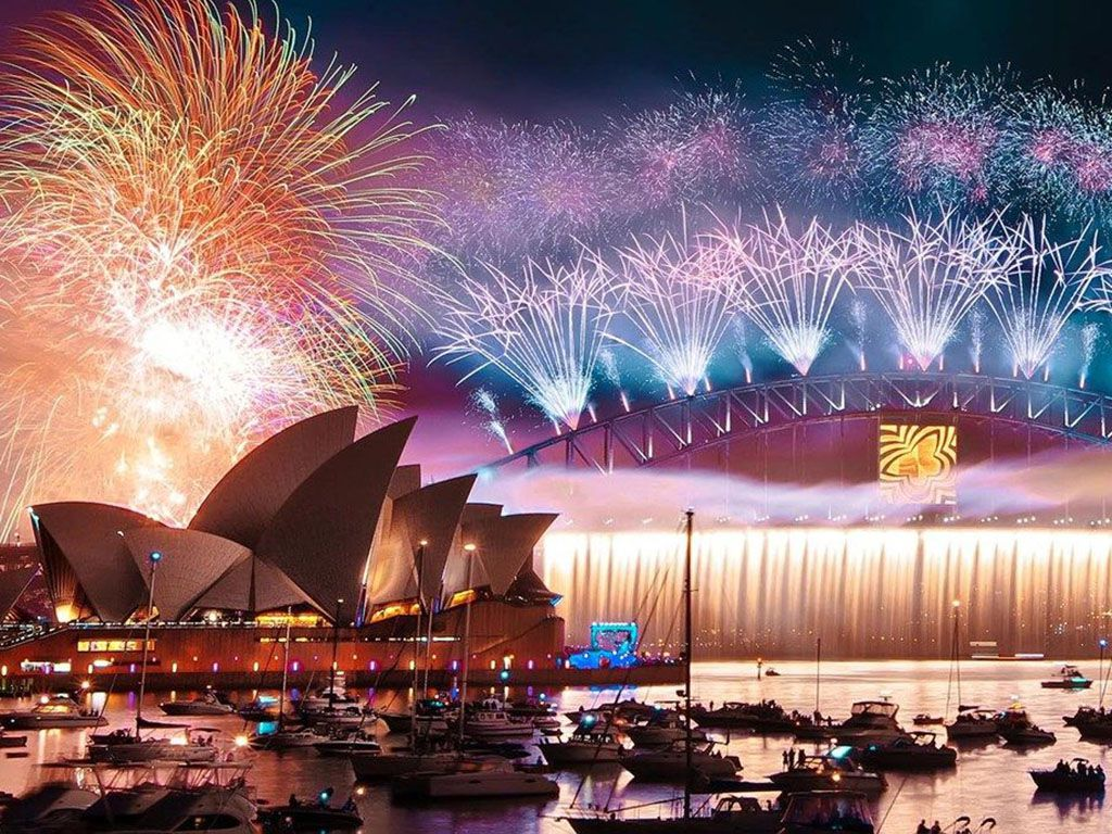 Sydney New Years Eve 2021