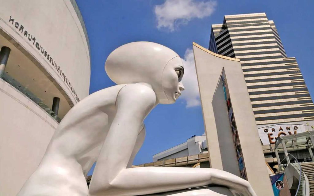 Bangkok Art & Culture Centre (BACC), Thailand
