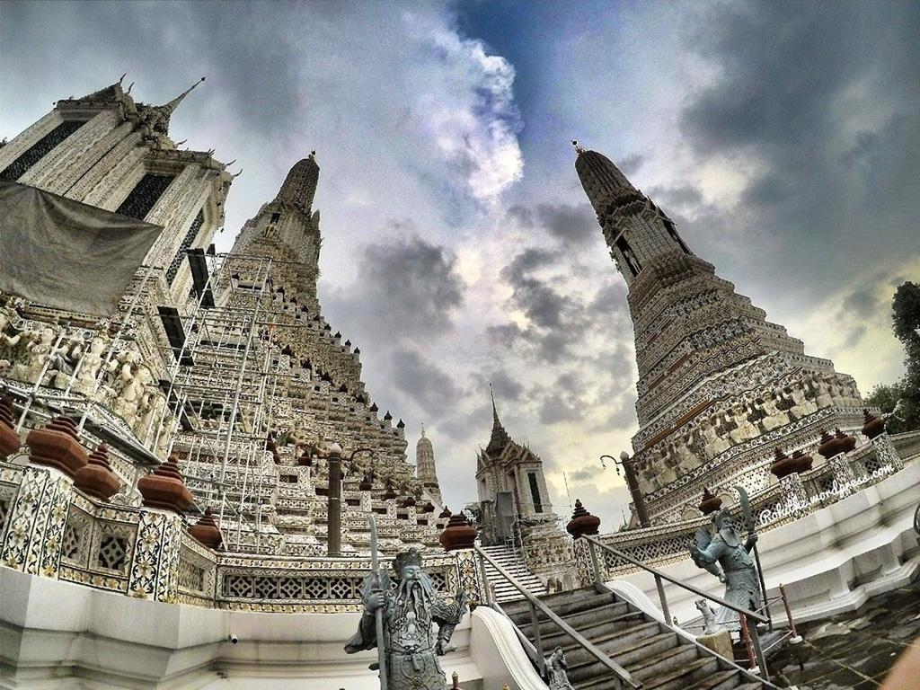 Wat Arun (Temple of Dawn), Bangkok