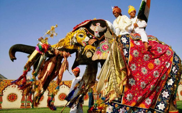 Interesting Facts about Jaipur Elephant Festival