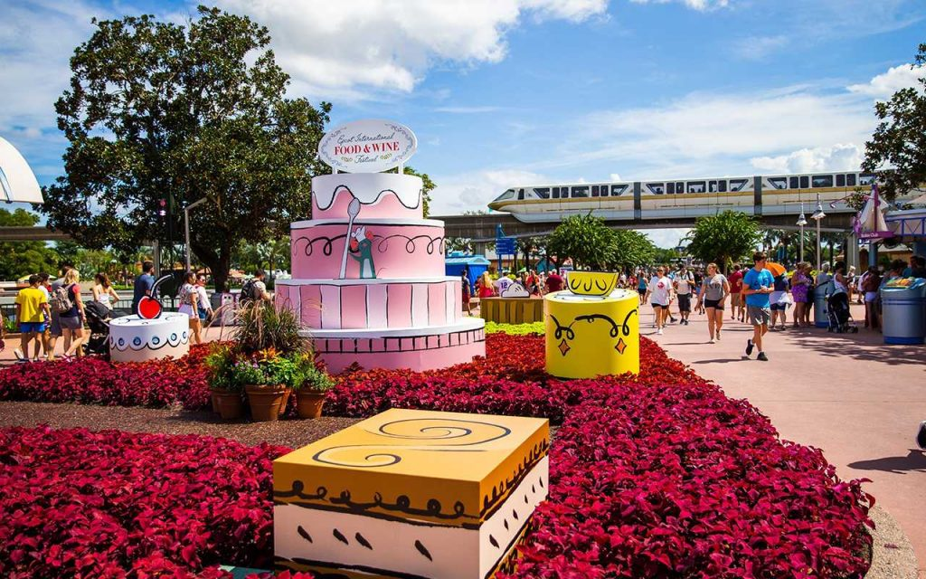 Ultimate Guide to the EPCOT Food and Wine Festival 2020, Florida, USA
