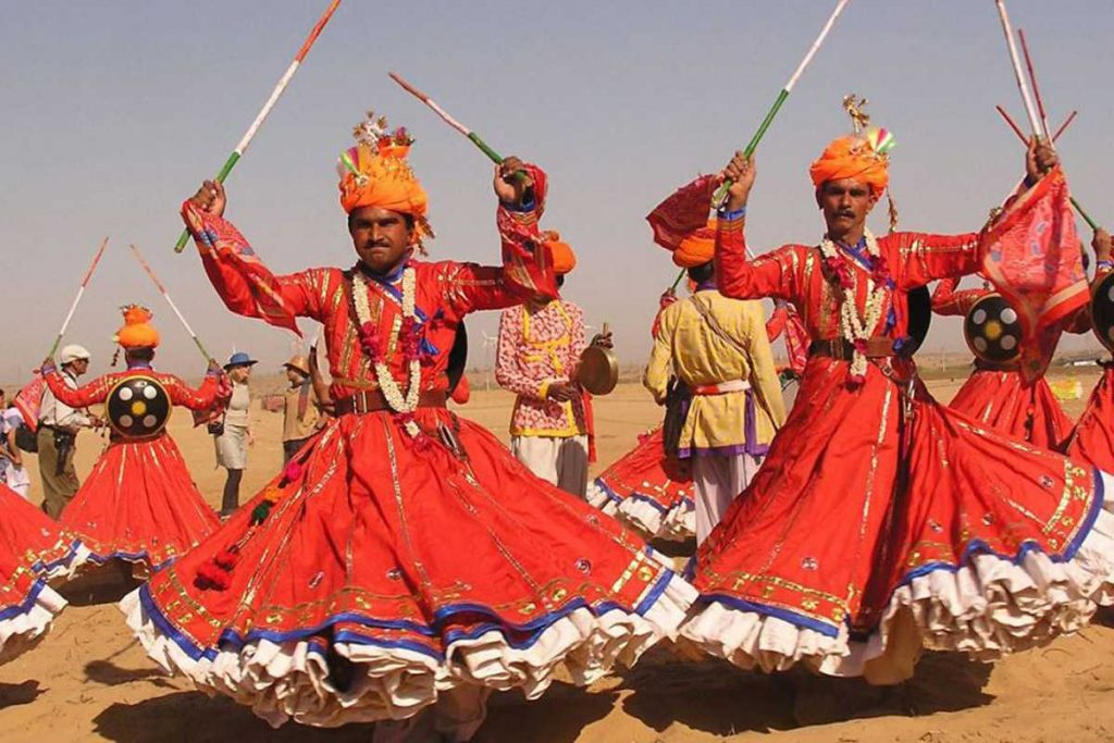 The Majestic Desert Festival of Jaisalmer