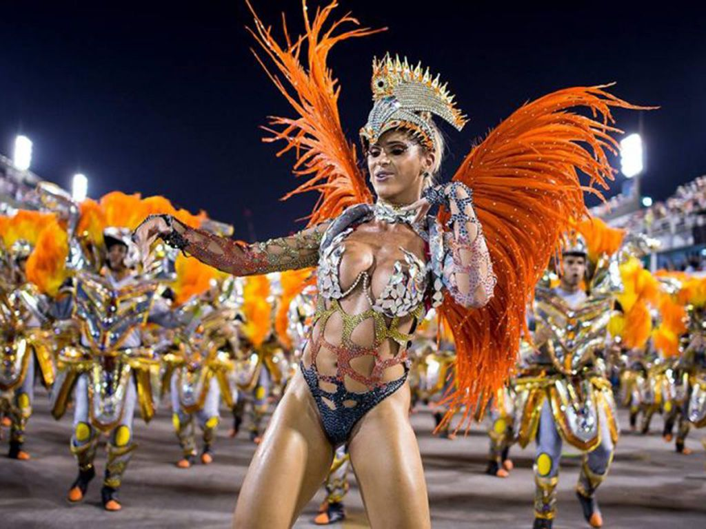'Rio Carnival', Brazil- The Greatest Show on Earth!