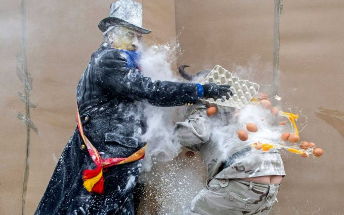 El Enfarinats Festival, One of the Largest Food Fight Festivals of the World: Everything You Need to Know!